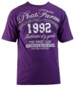 Phat Farm / triko PFS10TS005 purple